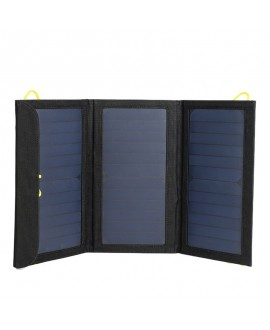 Ponilion® 20W SunPower Foldable Solar Panel Charger With Dual Ports