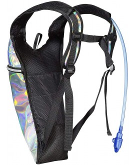 PONILION® Rave Pack Hydration Backpack with 2L Water Bladder Bag