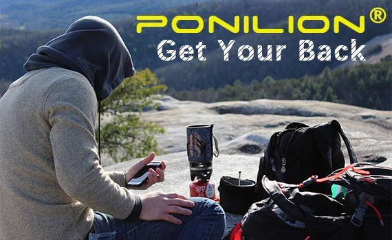 Ponilion® Portable Power Station As A Great Power Generator